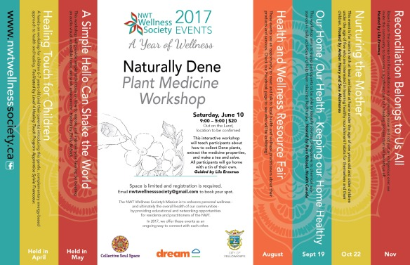 NWT Wellness Society 2017 Poster June-01